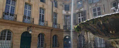 Francouzská Odyssea – Aix en Provence